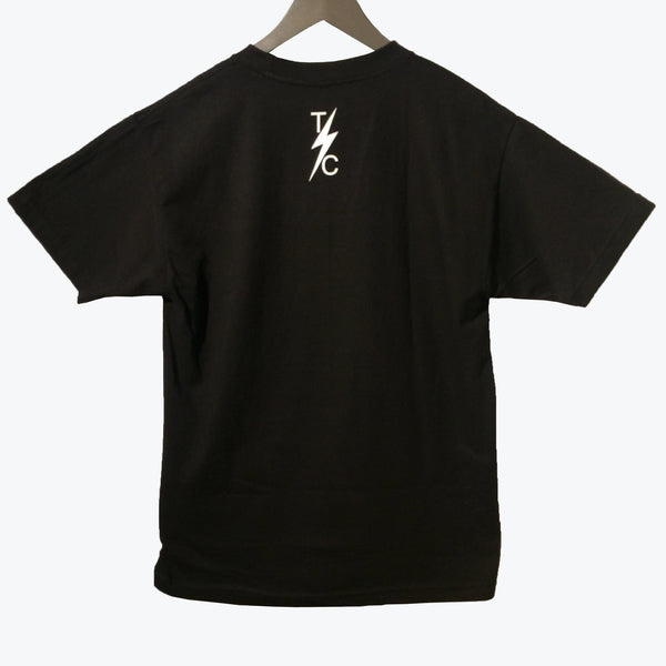 [Thrashin Supply Co.] The Brand Tee Black ザーブランド Tシャツ ブラック