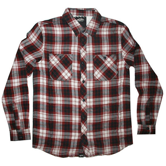 [VANS] MARR FLANNEL SHIRT (USA限定VANS・フランネル シャツ)