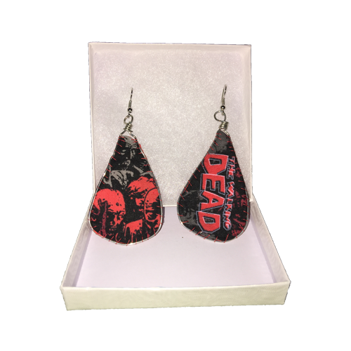 """The Walking Dead"" - Earrings"
