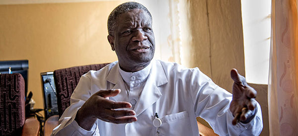 Support Nobel Peace Prize Winner Dr. Denis Mukwege