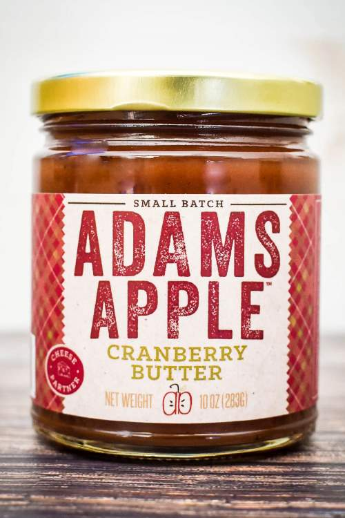 Adams Apple Cranberry Butter