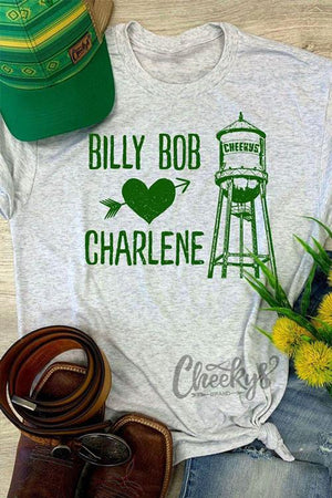 Billy Bob Charlene Unisex Graphic T-Shirt