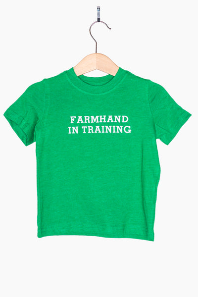 Farmhand in Training Toddler T-Shirt
