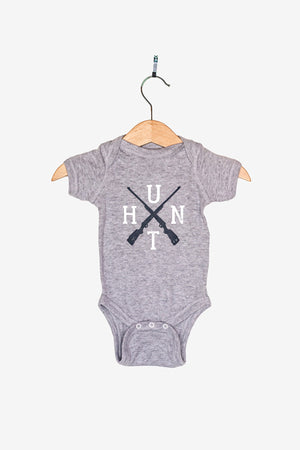 hunting onesie, baby country onesie