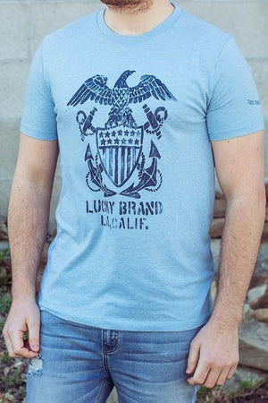 Lucky Brand Men's Eagle Graphic T-Shirt