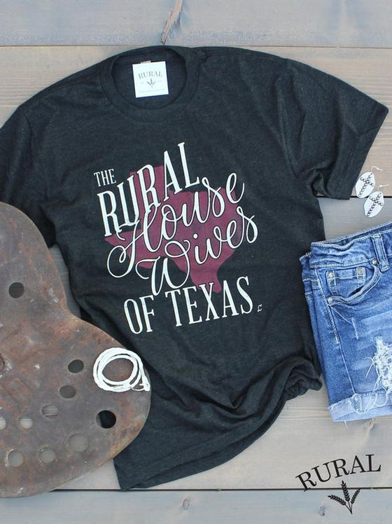 The Rural Housewives of Texas Vintage Black Unisex Tee by Cheekys, The Rural Housewives of Texas Vintage Black Unisex Tee, The Rural Housewives of Texas tee, rural tee, rural mercantile, rural housewives of Texas, rural housewives, rural Texas tee, cute country tee, cute country shirt, country girl tee, country girl shirt, Cheekys Womens Tee, Cheekys Vintage Black Unisex Tee, Cheekys Unisex Tee, Cheekys The Rural Housewives of Texas, Cheekys Tee, Cheekys Rural Tee