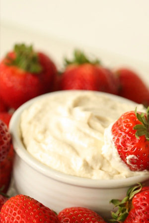 Sweetheart White Chocolate Raspberry Dip Mix