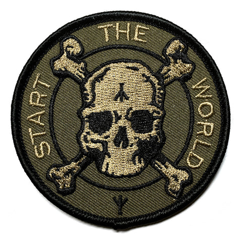 """START THE WORLD"" Patch"