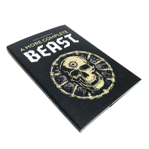 A More Complete Beast - Signed Hardcover (Book Only)