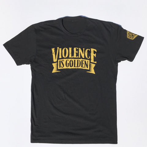 """Violence is Golden"" T-Shirt (Gen 2)"