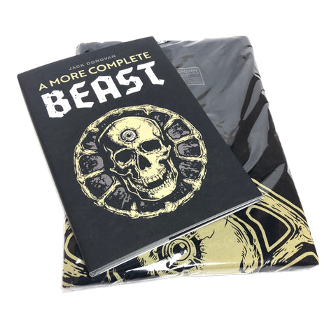 A More Complete Beast - Signed Hardcover (Book + T-Shirt)