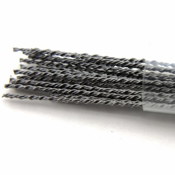 Specialty Wire - Premium Hive Wire Rod  [Kanthal 30 Gauge + Kanthal 30 Gauge *2] (10 Pcs) - RBA Depot
