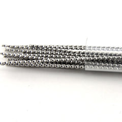 Specialty Wire - Premium Flat Twisted Wire Rods - [Nichrome Ni80 0.2*1.0*2] (10 Pcs) - RBA Depot