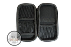Silver Carbon Fiber Design Pattern Hard Carrying Case for Mods and Accessories - RBA Depot - 2
