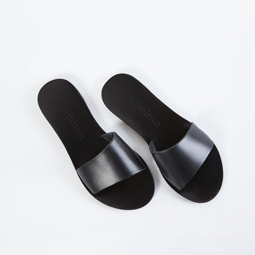 Enya Slide | Black