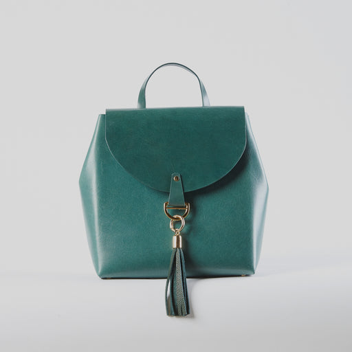 Satchel | Agave Green