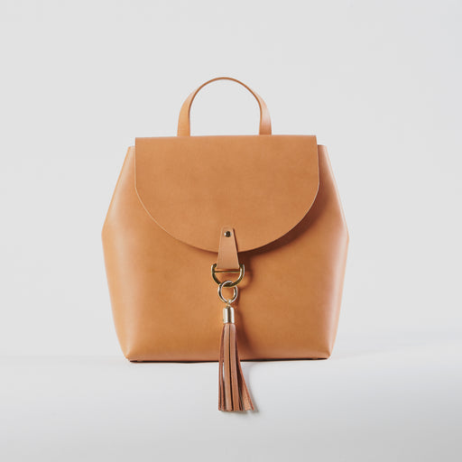 Satchel | Tan