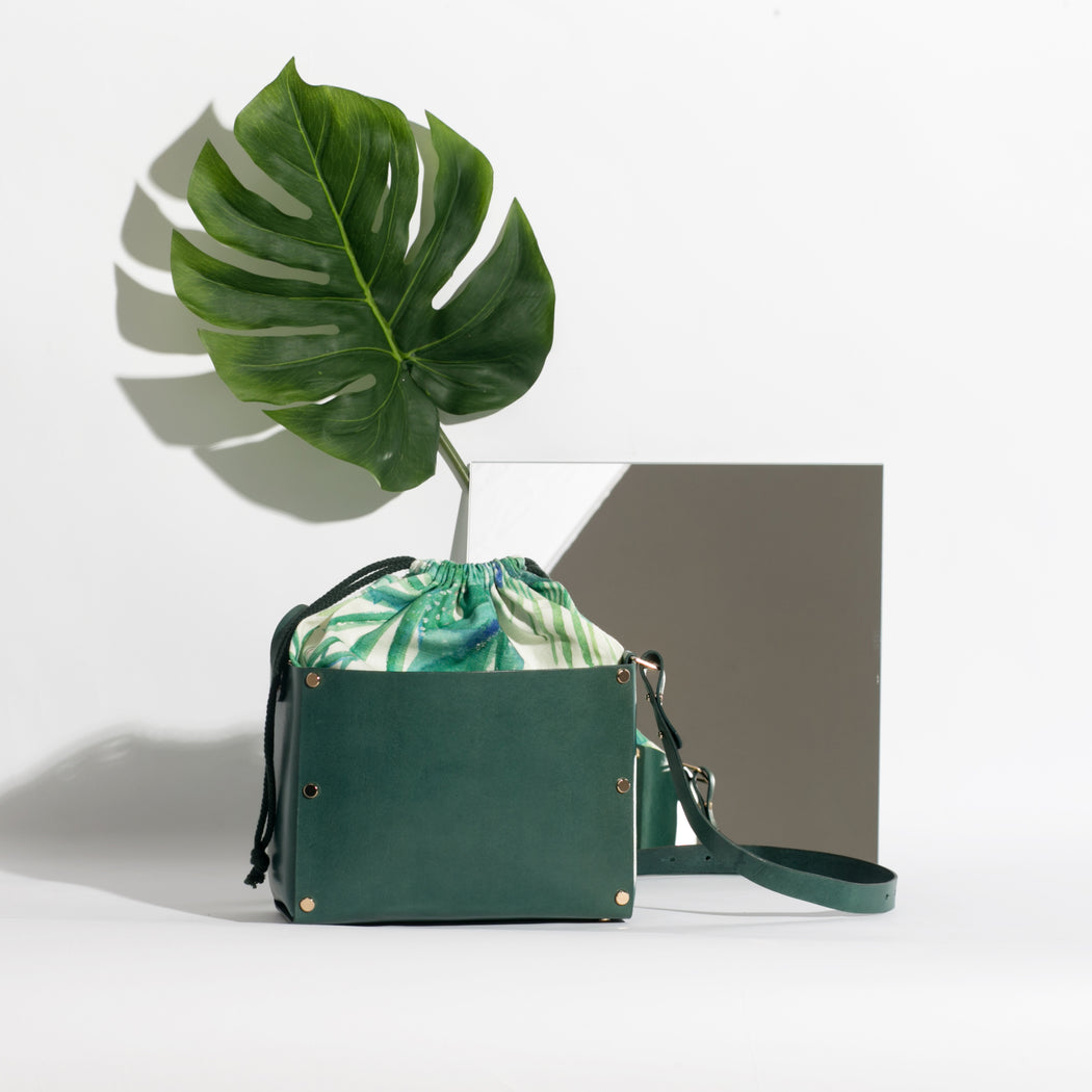 Havana Box Bag Agave Green