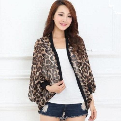 Sun Protection Ultra-light Lady Outdoor Hooded Coat Leopard Print Waterproof Women Hiking Skin Jacket