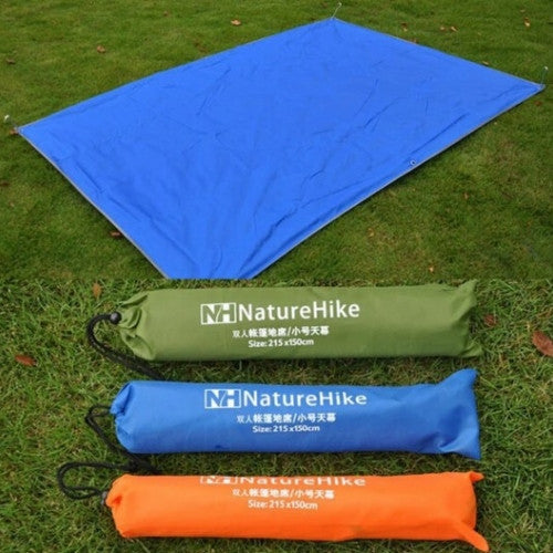 2 Persons Dome TenPU High Quality 210T Oxford Material Camping Picnic Beach Tent Roof Tarp Tent Tarp Waterproof PU Coating