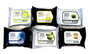 Callas Cleansing Makeup Remover Wipes