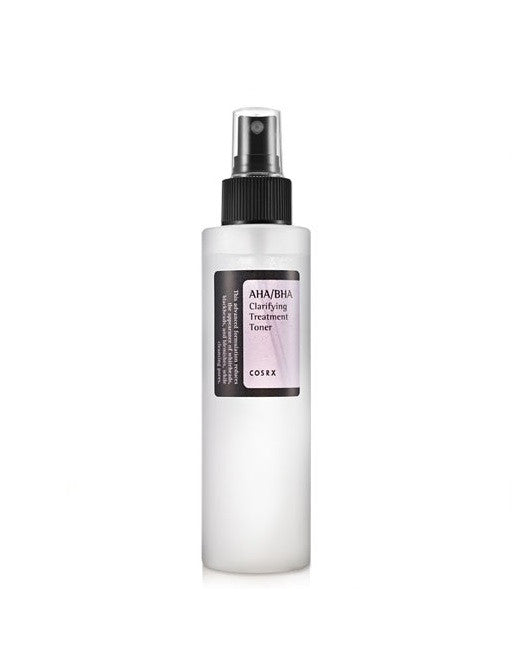 Cosrx AHA-BHA Clarifying Treatment Toner - HallYu Cosmetics - 1
