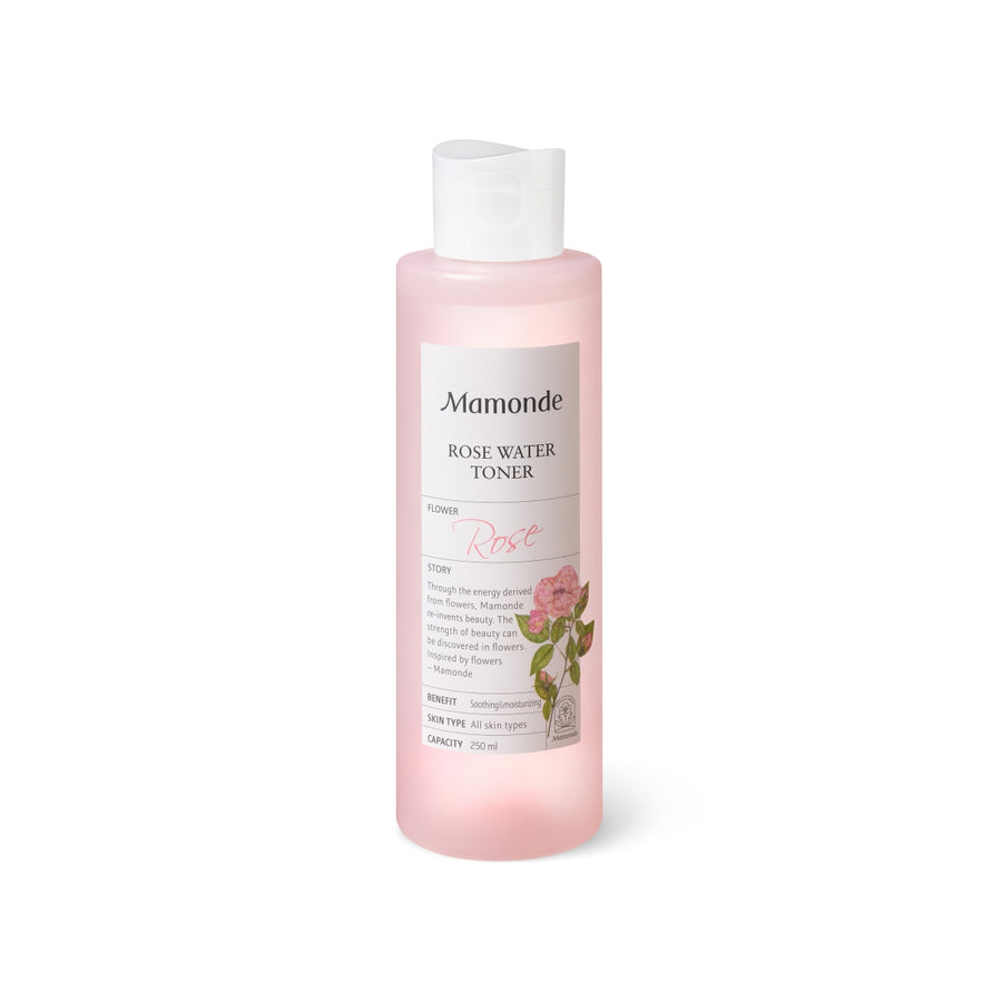Mamonde Rose Water Toner 500 ml