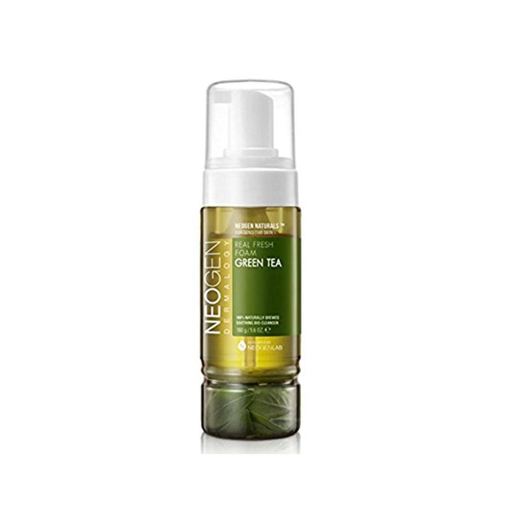 Neogen Real Fresh Foam Cleanser Green Tea