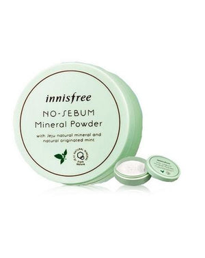 Innisfree No-Sebum Mineral Powder (NEW 2018)