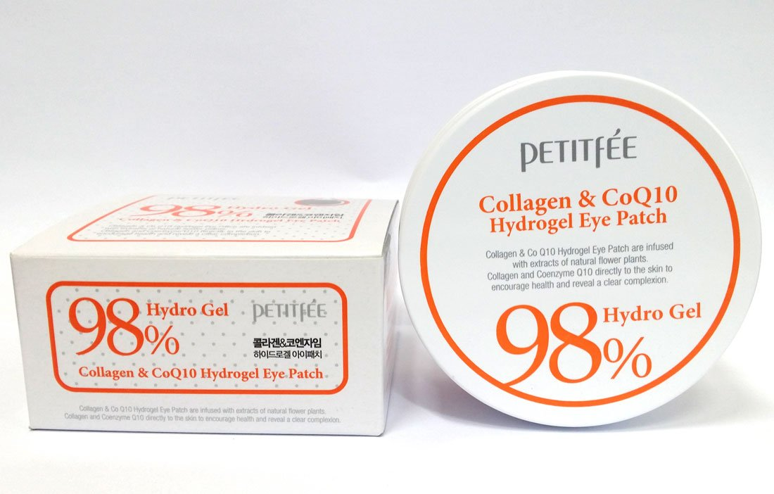Petitfee Collagen & CoQ10 Hydrogel Eye Patches