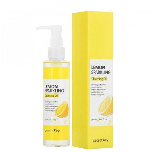 SECRET KEY Lemon Sparkling Cleansing Oil 150 ml
