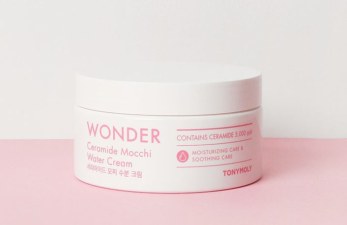 Tonymoly Wonder Ceramide Mochi Water Cream 300ml