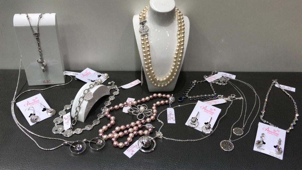 Latest jewellery collections in store!