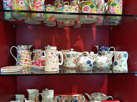 Shannonbridge Pottery @ Davitt Shopping Centre