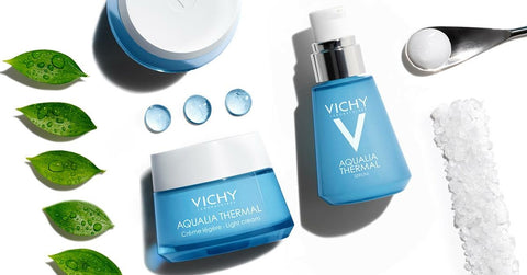 Vichy Skincare at O'Connell Square and Davitt Shopping Centre