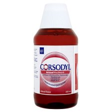 Corsodyl Mouthwash Ainseed