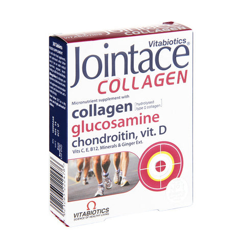 Vitabiotics Jointace Collagen 30 tablets