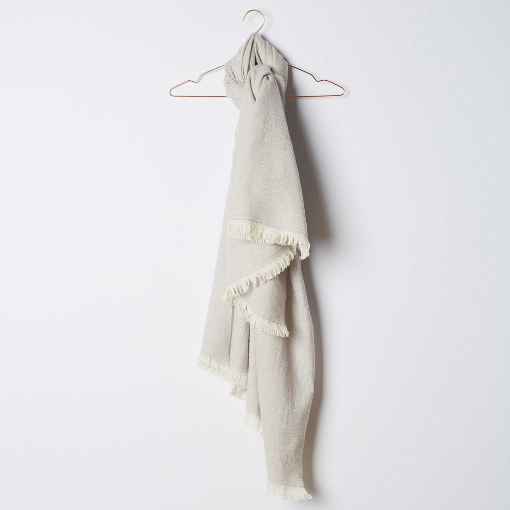 Kassi Boiled Wool Scarf