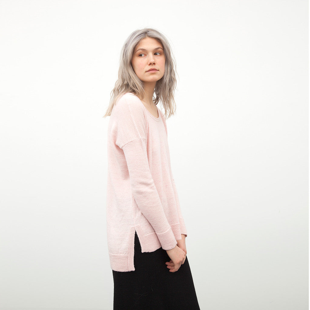 Poppy + Pima Sally Pullover