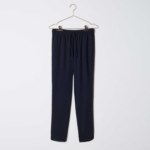Tilly Wool Crepe Trouser