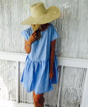 Load image into Gallery viewer, The Grace Dress - Pale Blue
