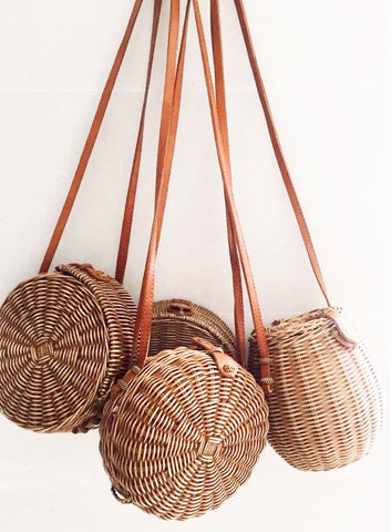 Trawangan Basket Bag