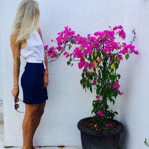 Belize Skirt - Navy