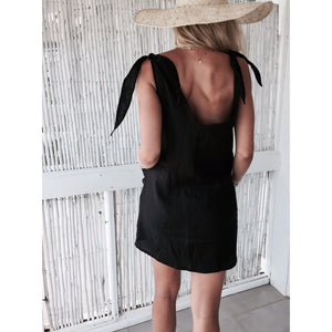 Drifter Dress - Black