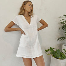 Load image into Gallery viewer, Jennie Dress (linen)