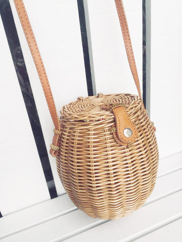 Java Basket Bag
