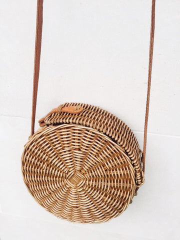 Sanur Basket Bag