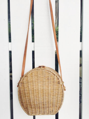 Lembongan Basket Bag