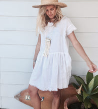 Load image into Gallery viewer, The Grace Dress - White