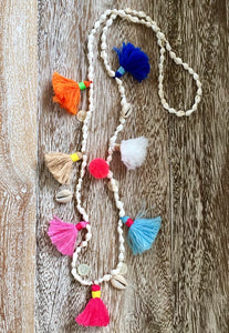 Santorini Shell Necklace
